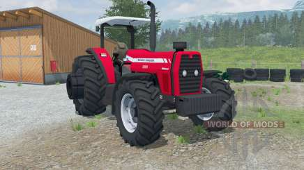 Massey Ferguson 299 Advanceᵭ pour Farming Simulator 2013