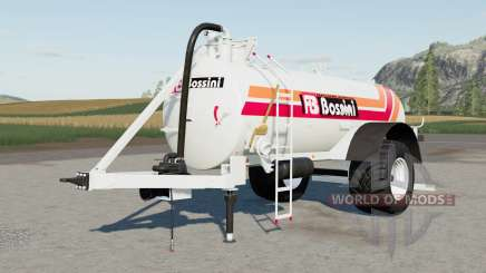 Bossini B1 80 für Farming Simulator 2017