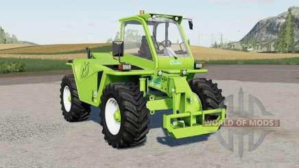 Merlo P41.7 Turbofarmeᵲ für Farming Simulator 2017
