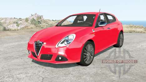 Alfa Romeo Giulietta (940) 2013 pour BeamNG Drive