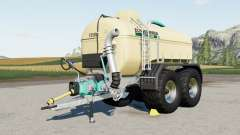 Zunhammer SKE 15.5 PɄ pour Farming Simulator 2017
