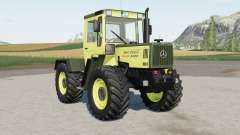 Mercedes-Benz Trac 1000&1100 Intercooler pour Farming Simulator 2017