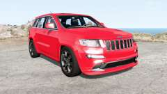 Jeep Grand Cherokee SRT8 (WK2) 2012 pour BeamNG Drive