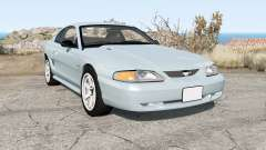 Ford Mustang GT coupe 1996 für BeamNG Drive