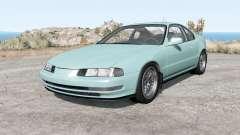 Honda Prelude 1992 für BeamNG Drive