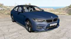 BMW M5 (F90) 2018 pour BeamNG Drive