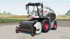 Claas Jaguaᵲ 800 pour Farming Simulator 2017