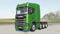 Scania R730 8x৪ für Farming Simulator 2017