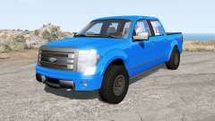 Ford F-150 Platinum SuperCrew 2008 pour BeamNG Drive