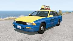 Gavril Grand Marshall Downtown Cab Co. für BeamNG Drive