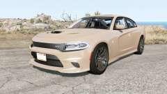 Dodge Charger SRT Hellcat (LD) 2015 für BeamNG Drive