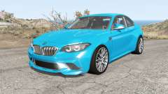 BMW M2 Competition (F87) 2018 pour BeamNG Drive