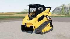 Caterpillar 289Đ pour Farming Simulator 2017