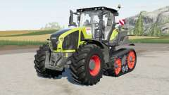 Claas Axion 900 Terra Trac für Farming Simulator 2017