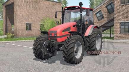 MTZ-1523 Беларуȼ pour Farming Simulator 2017