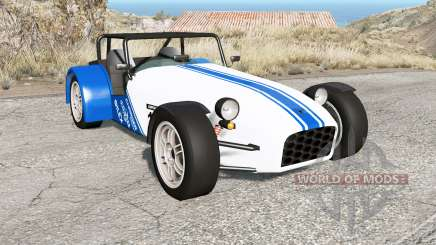 Caterham Seven v2.0 pour BeamNG Drive