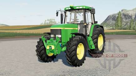 John Deere 6010-serieᶊ für Farming Simulator 2017