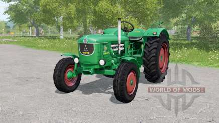 Deutz D ৪005 pour Farming Simulator 2017