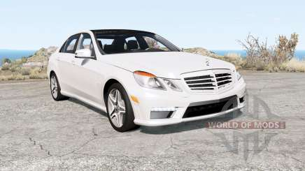 Mercedes-Benz E 63 AMG (W212) 2011 pour BeamNG Drive