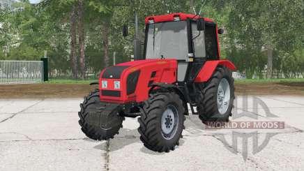 MTZ-1025.4 Беларуƈ für Farming Simulator 2015