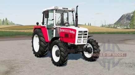Steyr 8090A Turbѻ pour Farming Simulator 2017