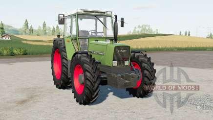 Fendt Farmer 300 LSA Turbomatiᶄ pour Farming Simulator 2017