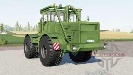 Kirovets Ⱪ-700A für Farming Simulator 2017