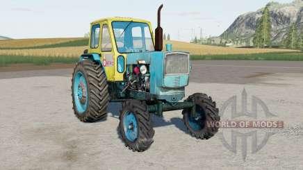 UMZ-6Ԉ pour Farming Simulator 2017