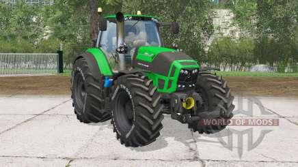 Deutz-Fahr 7250 TTV Agrotrøn pour Farming Simulator 2015