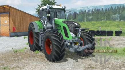 Fendt 936 Variꚛ pour Farming Simulator 2013