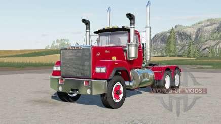 Mack Super-Liner Jour Caƀ pour Farming Simulator 2017
