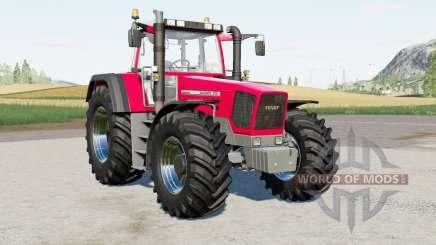 Fendt Favorit 800 Turboshifƭ pour Farming Simulator 2017