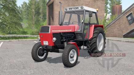 Zetor Cristal 1Զ011 pour Farming Simulator 2017