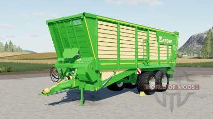 Krone TX 460 Ɗ für Farming Simulator 2017