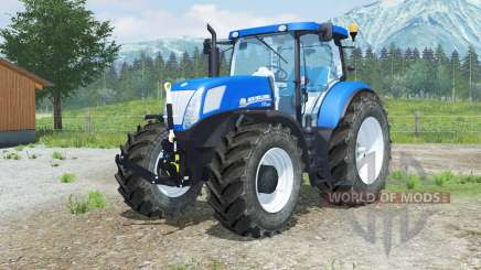 New Holland T7.2Ձ0 pour Farming Simulator 2013