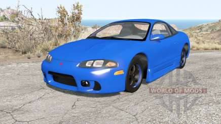 Mitsubishi Eclipse (D30) 1997 pour BeamNG Drive