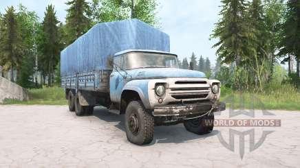 ZIL-133G1 pour MudRunner