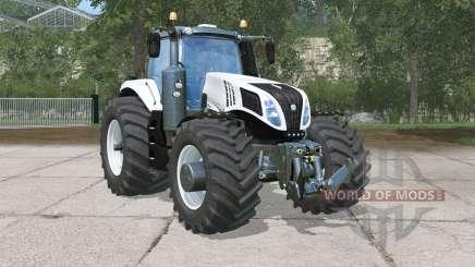 New Holland Ꚑ8.320 für Farming Simulator 2015