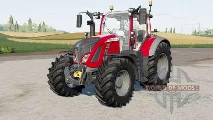 Fendt 700 Variᴏ pour Farming Simulator 2017