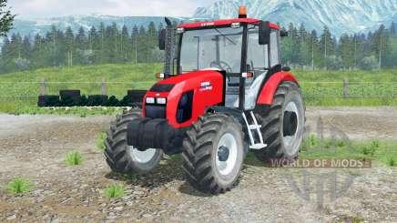 Zetor Proxima 84Ꝝ1 für Farming Simulator 2013