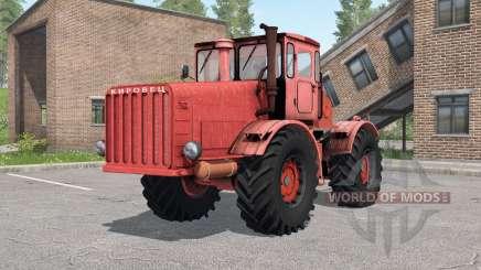 Kirovets Ꝁ-700 für Farming Simulator 2017