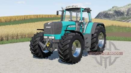 Fendt 900 Vario TMꚂ pour Farming Simulator 2017