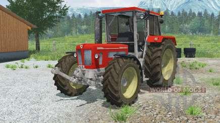 Schluter Compact 1150 TV6 für Farming Simulator 2013