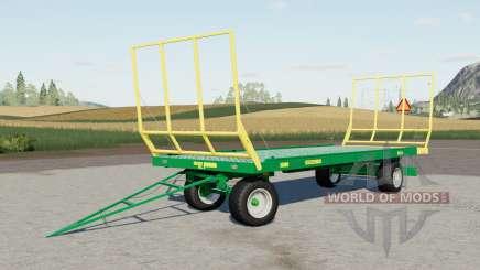 Metaltech PBD ৪ pour Farming Simulator 2017