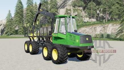 John Deere 1110D Eco III v1.1 für Farming Simulator 2017