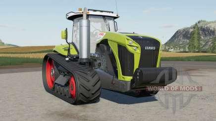 Claas Xerion 5000 tracked für Farming Simulator 2017