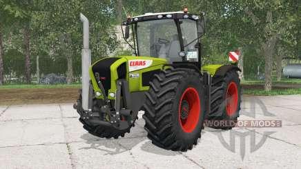 Claas Xerion 3300 Trac VƇ pour Farming Simulator 2015