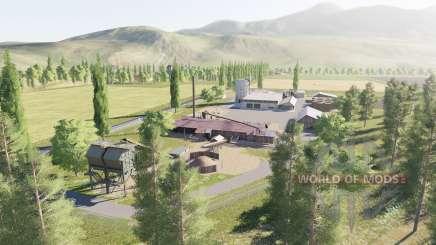 Black Mountain Montana für Farming Simulator 2017