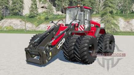 JCB 43ƽ S pour Farming Simulator 2017