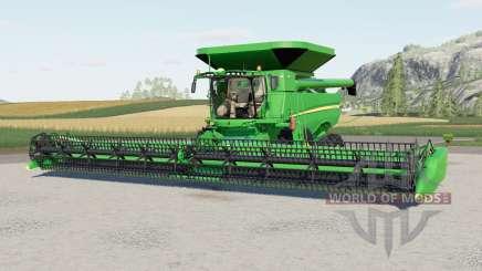 John Deere S700-serieᵴ für Farming Simulator 2017